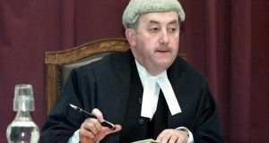 "Report being prepared by the President of the High Court, Mr Justice Peter Kelly, who is retiring in June, will change civil court rules ""that haven't been changed since the 1880s"". Photograph: Colin Keegan"