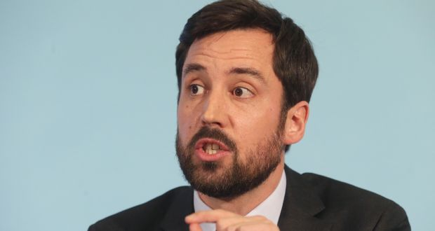 Despite ferocious criticism, to consider the Minster for Housing Eoghan Murphy to be in trouble is to misunderstand what a Fine Gael heartland Dublin Bay South is, according to expert observers. Photograph: Damien Eagers