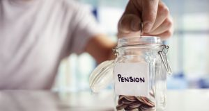 Pensions have blown up as an election issue over the weekend. Photograph: iStock