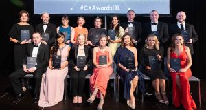 CX Impact Awards celebrate Irish industry's top performers