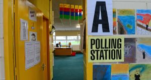 "Saturday voting was described as ""dead in the water"" after the Children's Referendum recorded one of the worst turnouts in Irish history (33 per cent).  Photograph: Eric Luke"