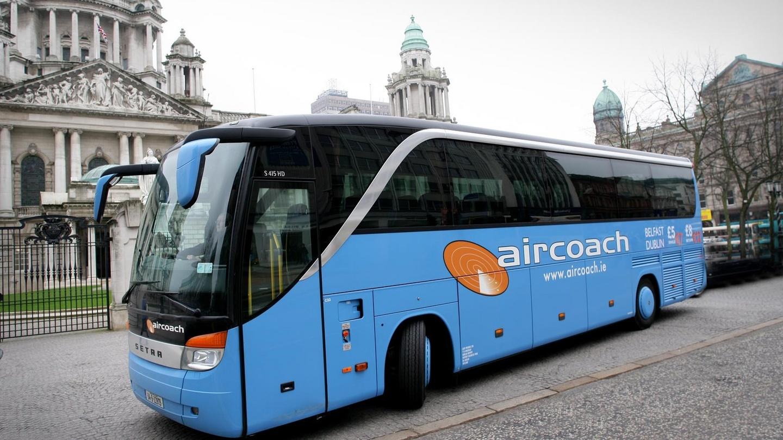 Dublin Airport growth drives revenues at Aircoach to €30.2m