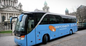 Profits rise at Aircoach on back of revenue growth