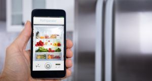 Smart fridges may enable viewing what you have in your fridge from an app. Photograph: iStock