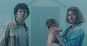 Vivarium, starring Jesse Eisenberg and Imogen Poots, will be the opening gala film at this year's Virgin Media Dublin International Festival.