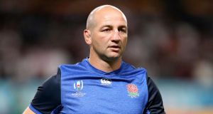 England coach Steve Borthwick will join Leicester Tigers as head coach 'at the end of his international commitments'. Photograph: PA