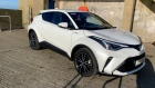 Our Test Drive: the Toyota C-HR Hybrid