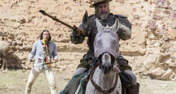 The Man Who Killed Don Quixote: Adam Driver and Jonathan Pryce star