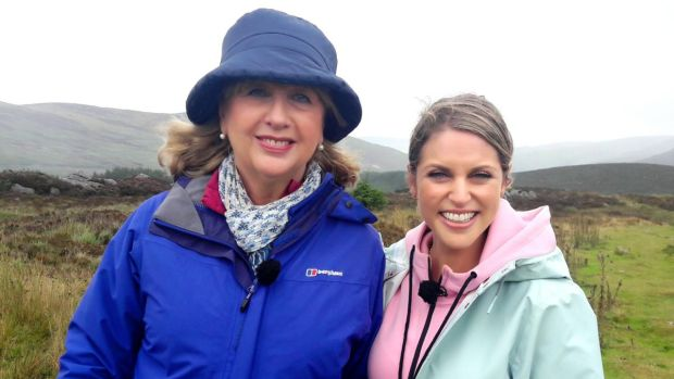 Mary McAleese and Amy Huberman on All Walks of Life