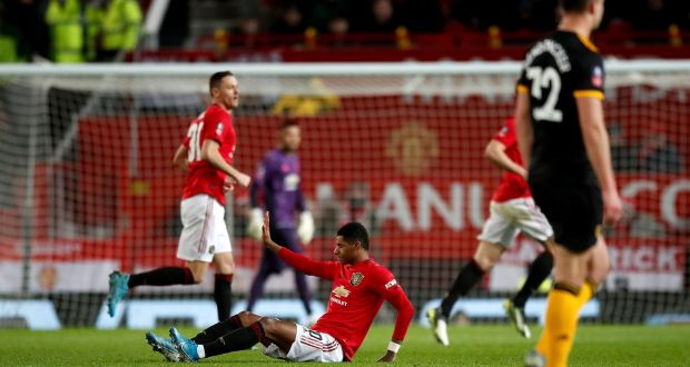 Marcus Rashford Expects To Be Fit To Help United Claim Top 4