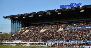Saracens say they have looked into doing a mid-season audit with Premiership Rugby over several seasons. Photo: Glyn Kirk/AFP via Getty Images
