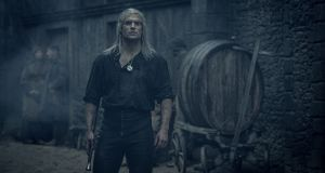 Google hit: Henry Cavill as Geralt of Rivia in Netflix series The Witcher.