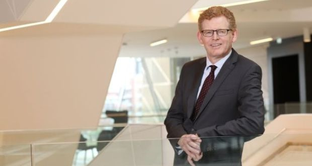 Gerry Cross currently serves as the Central Bank's director of financial regulation - policy and risk