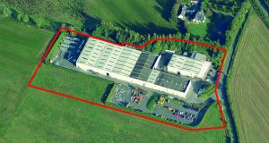 The former Rennicks facility in Kilbride, Mulhuddart, Dublin 15, sits on a 6.1 acre site.