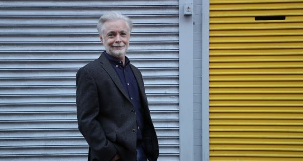 "Eoin Colfer: ""My books tend to be, of late, a mixture of escapism and trying to tackle issues head on."" Photograph: Nick Bradshaw"