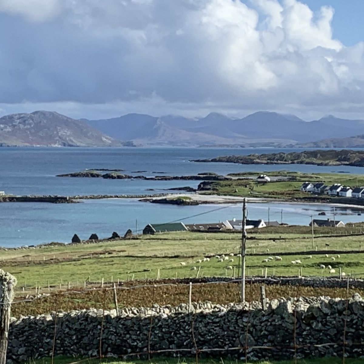 Clifden Bed and Breakfast White Heather House B&B Galway