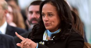 Isabel dos Santos has denied any wrongdoing. File photograph: Miguel Riopa/AFP via Getty Images