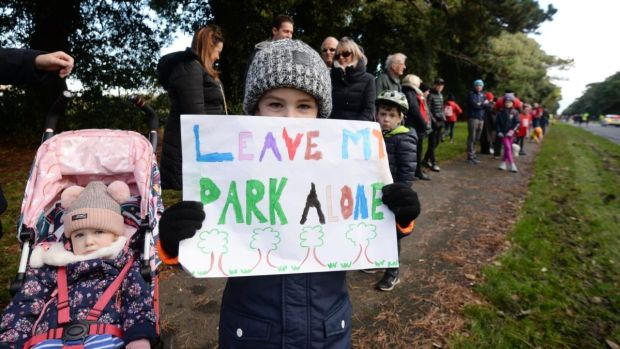 A proposal by developer Pat Crean to build 650 units in fields beside St Anne's Park in Raheny fell foul of a court action by local residents. Photograph: Alan Betson