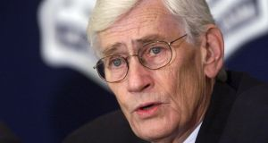 Seamus Mallon was an architect of the Northern Ireland peace process and a key figure in negotiating the 1998 Belfast Agreement. Photograph: PA