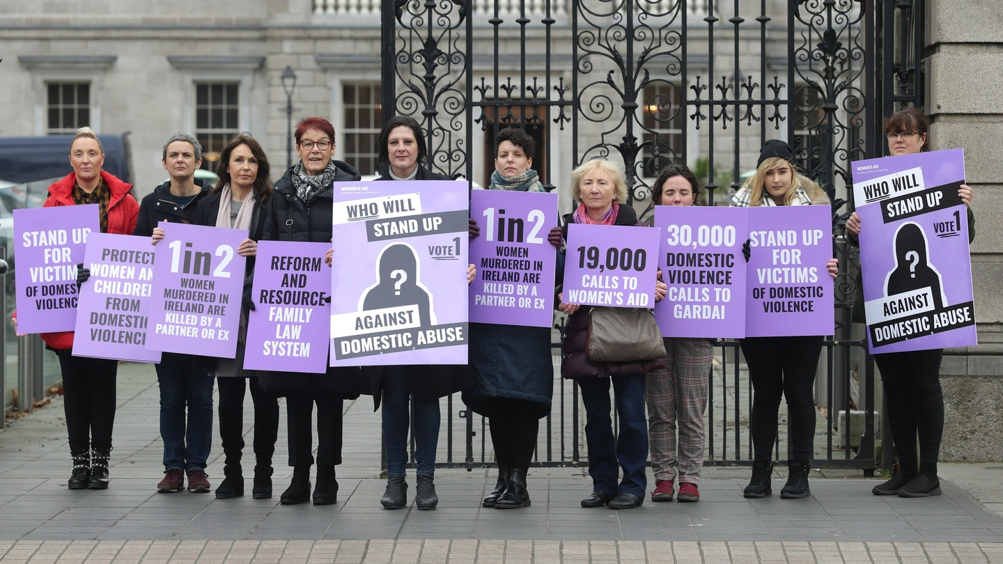 Issues of domestic violence and abuse affect 'hundreds of thousands'