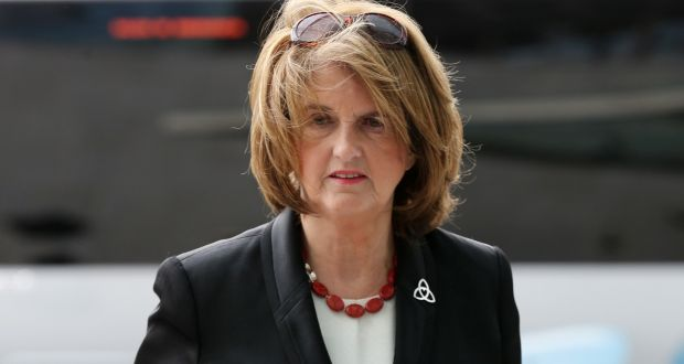 Labour's Joan Burton has said while the party will not increase taxes on ordinary workers, it will be providing for taxation increases amounting to about €400 million per year. File photograph: Collins Courts