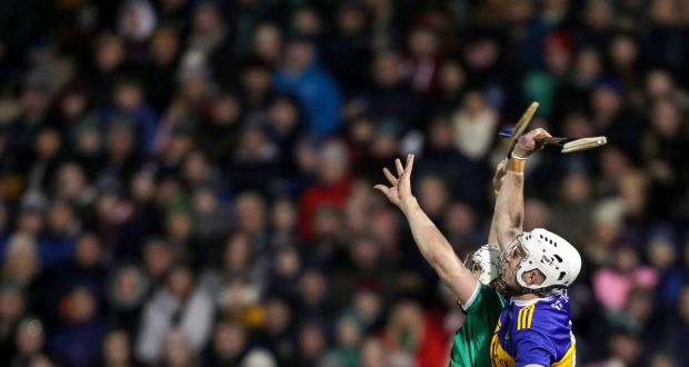 Limerick see off Waterford to win first league title since 1997