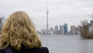 'When we arrived in Toronto we had no family or friends, no support system.' Photograph: iStock