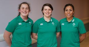 The women behind Ireland's drive for Six Nations glory