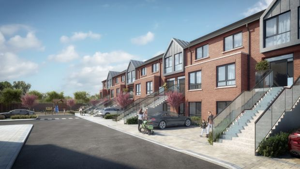 Downsizers: Castle Court in Sandymount, will comprise 25 ground floor apartments with prices from the late €700,000s.