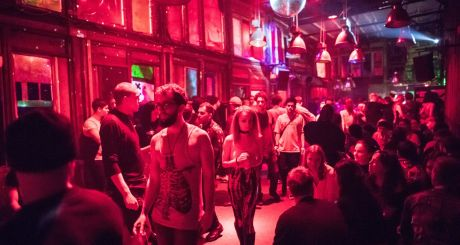 In sex munich clubs Kinky club