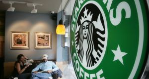 Starbucks and office-sharing company WeWork are shutting locations in China.