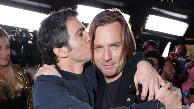 Chris Messina, Ewan McGregor