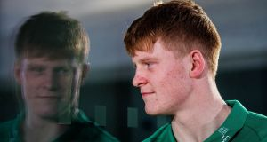 Ireland Under-20 Sean O'Brien Ryan Byrne