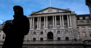 Expectations for the Bank of England's next steps are not clear. Photograph: Will Oliver/EPA