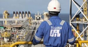 Tullow's troubles saw its shares lose 64 per cent of their value last year.