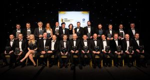 Booming business reflected at Irish Construction Industry Awards 2019