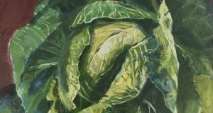 Una Sealy, The cabbages in my small garden patch were rooted in the earth's heart, for Eva Gore-Booth, at MoLi