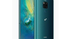 The Huawei's Mate 20X 5G was among the big sellers last year