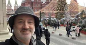 Barry Sheridan in Moscow:  'Russians (like ourselves!) love to party and find many excuses to do so.'