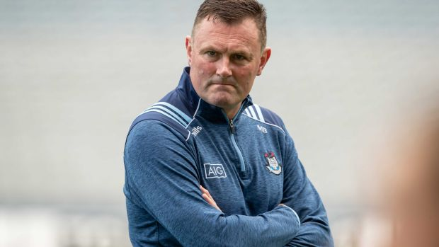 Dublin manager Mick Bohan alluded to the potential difference between the LGFA and AFLW environment. Photograph: Morgan Treacy/Inpho