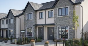 Prices at Cairn Homes' Glenheron scheme start at €450,000 for three-bed semi-detached houses