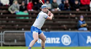 Waterford's Stephen Bennett impressed in his team's win over Westmeath. Photograph: Laszlo Geczo/Inpho