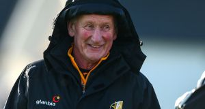 Brian Cody's Kilkenny team were 21 point winners over Carlow on Sunday. Photograph: Tom O'Hanlon/Inpho