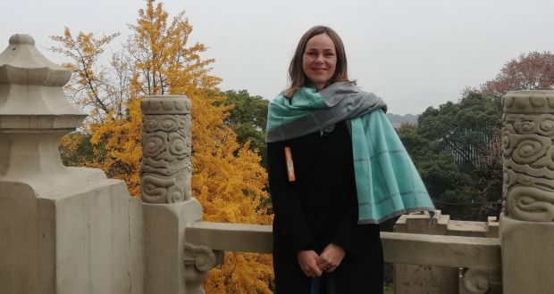 Sylvia Schroeder: 'I've lived in Ireland for almost 25 years  but I recently chose to move back to Wuhan'