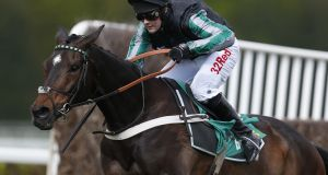 Altior is set to return to action at Newbury on Saturday. Photograph: Alan Crowhurst/Getty