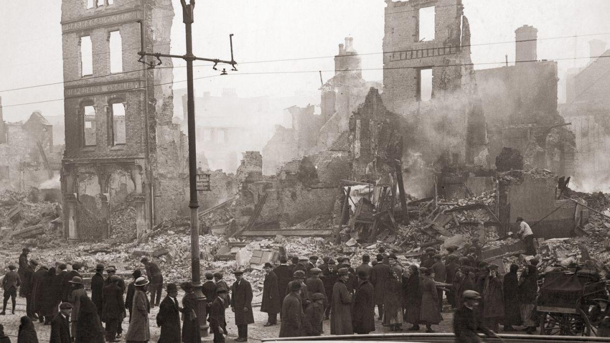 Exhibition on Cork burning in 1920 will help understanding of period – historian