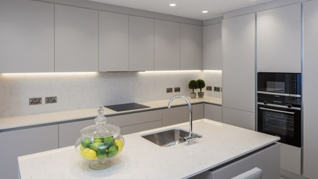 Kitchen. Photograph: Peter Moloney/PM Photography