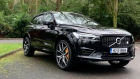 Our Test Drive: the Volvo XC60 T8