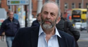 Danny Healy-Rae is on only 4 per cent of the vote. File photograph: Brenda Fitzsimo