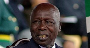 Kenya's former president Daniel arap Moi, the country's longest-serving head of state, has died aged 95. Photograph: Sayyid Azim/AP Photo